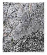Mountain Side Fleece Blanket