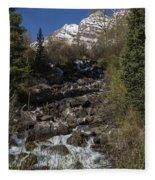 Mountains Co Maroon Creek 2 Fleece Blanket