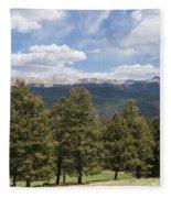 Mountains Co Mueller Sp 1 Fleece Blanket