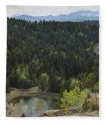 Mountains Co Mueller Sp 15 Fleece Blanket