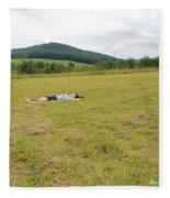 Mountaintop Dome Rw2k14 Fleece Blanket