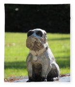Mr Cool Fleece Blanket