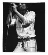 Bad Company Live In 1977 Fleece Blanket
