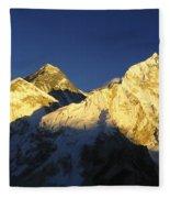 Mt Everest Fleece Blanket