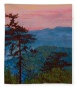 Mt. Greylock Fleece Blanket