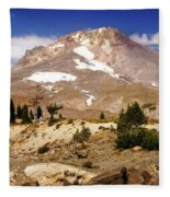 Mt. Hood Fleece Blanket