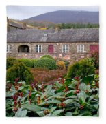Mt Melleray Abbey  Fleece Blanket