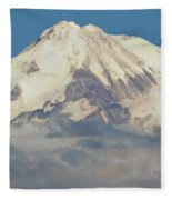 Mt. Shasta Summit Fleece Blanket