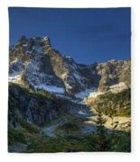 Mt Slesse Fleece Blanket