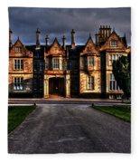 Muckross House - Killarney National Park - Ireland Fleece Blanket