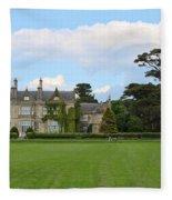 Muckross House 7630 Fleece Blanket