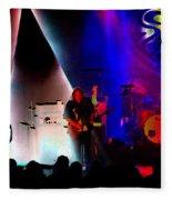 Mule #4 Enhanced Image 2 Fleece Blanket