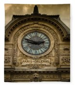 Musee Orsay Fleece Blanket