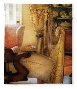 Music - Harp - The Harp Fleece Blanket