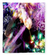 Musical Lights Fleece Blanket