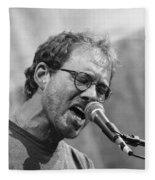 Musicians Warren Zevon Fleece Blanket