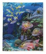Mutton Reef Re002 Fleece Blanket