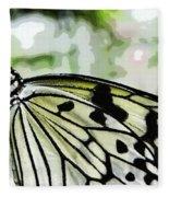 My Butterfly Fleece Blanket