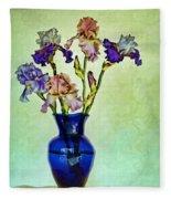 My Iris Vincent's Genius Fleece Blanket