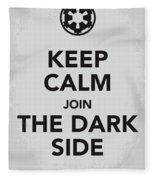My Keep Calm Star Wars - Galactic Empire-poster Fleece Blanket