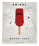 My Muppet Ice Pop - Animal Fleece Blanket