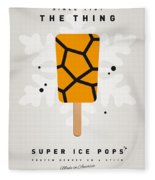My Superhero Ice Pop - The Thing Fleece Blanket