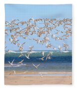 My Tern Fleece Blanket