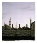Mysterious Istanbul Fleece Blanket