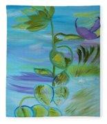 Mystical Moods Fleece Blanket