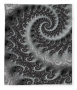 Mythical Tail  Fleece Blanket