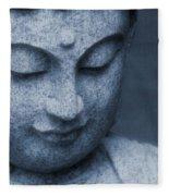 Namaste Buddha Fleece Blanket
