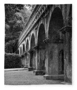 Nanzenin Temple Aqueduct Fleece Blanket