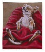 Nap Hard Fleece Blanket