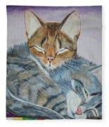 Nap Time Fleece Blanket