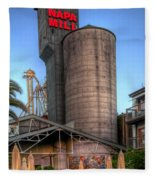 Napa Mill II Fleece Blanket