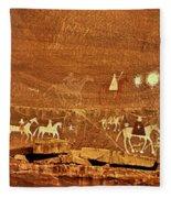 Narbona Expedition Fleece Blanket