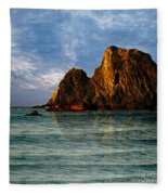 Narooma Again Fleece Blanket
