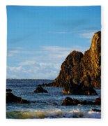 Narooma Beach Fleece Blanket