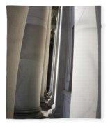 Narrow Passages Fleece Blanket