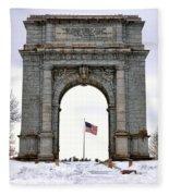 National Memorial Arch Fleece Blanket