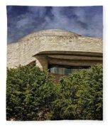National Museum Of The American Indian Fleece Blanket