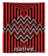 Native Fleece Blanket