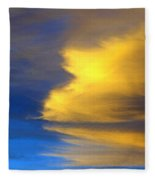 Natural Reflection Fleece Blanket