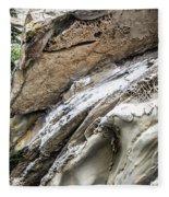 Natural Rock Art 2 Fleece Blanket