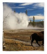 Natural Warmth Fleece Blanket