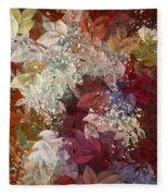 Naturaleaves - 88c02 Fleece Blanket