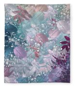 Naturaleaves - S1002b Fleece Blanket