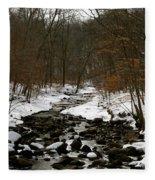Naturally Minnesota Fleece Blanket