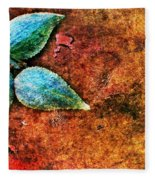 Nature Abstract 17 Fleece Blanket