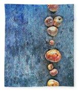 Nature Abstract 42 Fleece Blanket